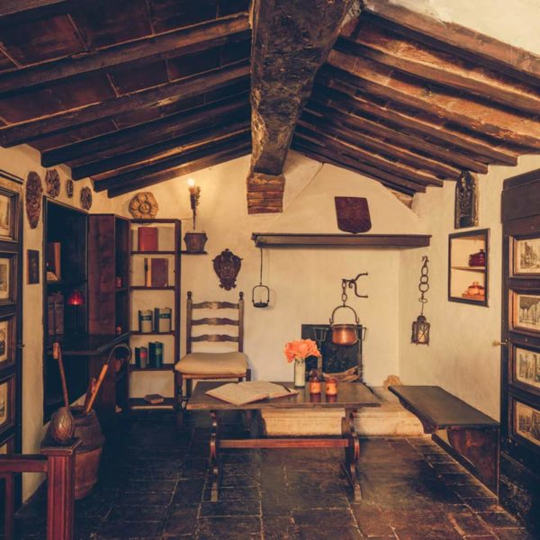 Mansarda residenza Fabroni Montepulciano Centro
