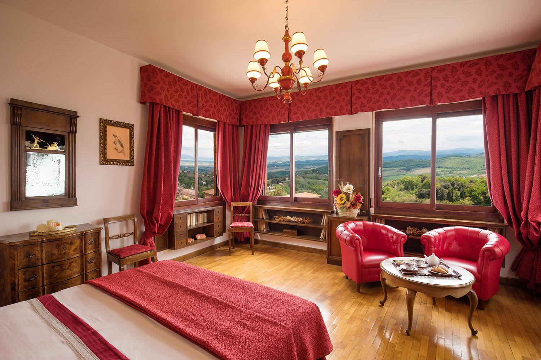 Residenza Fabroni montepulciano
