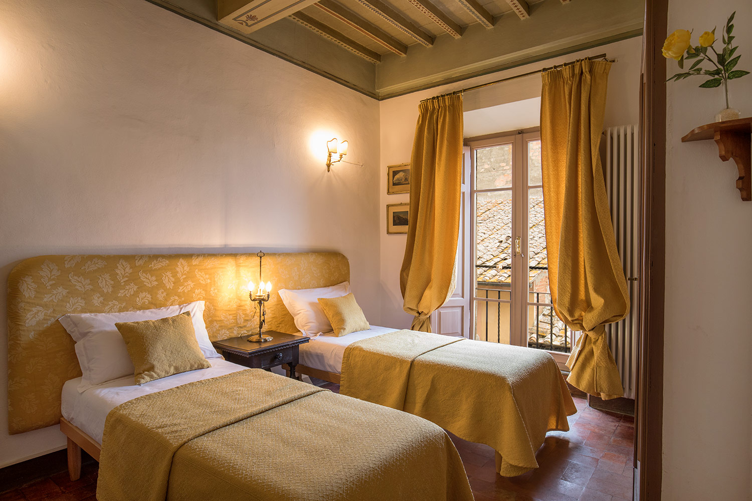 suite verde bed and breakfast montepulciano